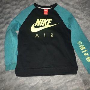 Nike crew Sweatshirt - youth M